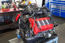 acura nsx 1991 engine. acura nsx with a supercharged c32 nsx 1991 engine