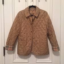 61% off Burberry Jackets & Blazers - Burberry Classic Quilted ... & Burberry Classic Quilted Jacket Tan Adamdwight.com