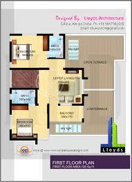 1878 sq feet free floor plan and elevation