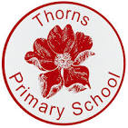 Image result for thorns primary school logo