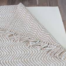 non slip rug pad for hardwood or vinyl floors