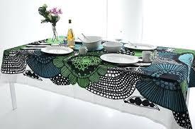 marimekko tablecloth oilcloth google search stuff id oilcloth tablecloth marimekko unikko round tablecloth