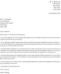 Customer Service Team Leader Cover Letter Cleaning Team Leader Cover Letter Example Icover Org Uk