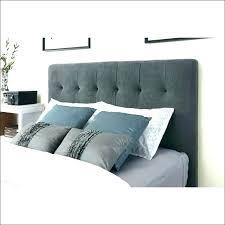 upholstered headboard queen. Grey Tufted Headboard Queen Linen Full Size Upholstered