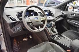 Ford Kuga ST-Line interior at 2016 Bologna Motor Show - Indian ...