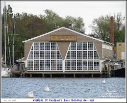 A Water View Of The Chart House Restaurant Formerly The