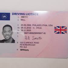License Id Fake Fake Driver Id