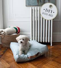 Homemade Dog Bed Patterns