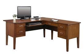 Slim Computer Desk L Shaped Desks Youll Love Wayfair