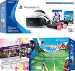 Sony Playstation VR Blood & Truth and Everybodys Golf VR Bundle - PlayStation 4