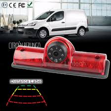 Universal Third Brake Light Us 109 47 Waterproof Night Vision Universal Cargo Third Brake Light Camera With Guide Line In Vehicle Camera From Automobiles Motorcycles On