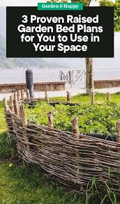 3 proven raised garden bed plans for