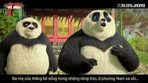 Phim Hoạt Hình Gấu Trúc Về Nhà Trailer 31. 05.2019 - YouTube