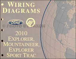 ford explorer sport trac service manuals shop owner 2010 ford explorer and sport trac mountaineer wiring diagram original