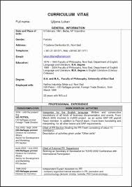 Great Resume Format Luxury Examples Good Resumes Of Nice Fo
