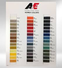 Color Cards American Efird