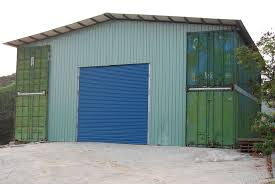 Shipping Container Sheds - Tiger Containers