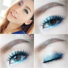 eye makeup korean eye makeup blue asian korean blue korean eye makeup blue eye makeup