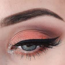 simple and stylish eye makeup easy