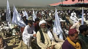 طالبان تنظم تجمعا للاحتفال بالنصر في كابول - فرانس 24