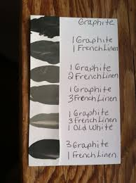 Annie Sloan Chalk Paint Mixing Chart Annie Sloan Color Combinations Annie Sloan Painted