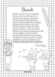 Poesia Saluto Bambini Fine Anno Fine Anno Diploma Di Scuola