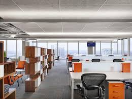 indeed new york office. indeed office open style seating new york