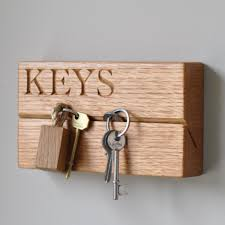 Wooden Key Holder | The Handpicked Collection