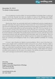 Letter Of Recommendation Template Medical School Professional