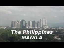 philippines tourist manila you