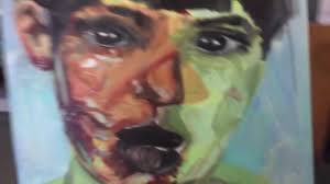jenny saville copy sd painting