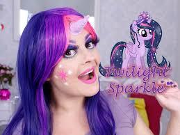 my little pony equestria twilight sparkle makeup tutorial maquiagem artÍstica you