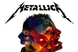 Metallica Return To No 2 On Album Chart