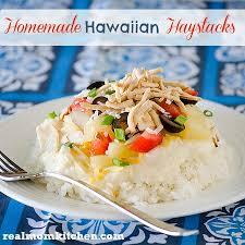 homemade hawaiian haystacks realmomkitchen