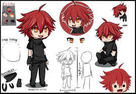 Character Design Oc