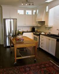 Kitchen Work Table Wood High Kitchen Table Diy P E Stainless Steel Work Table With Wheels