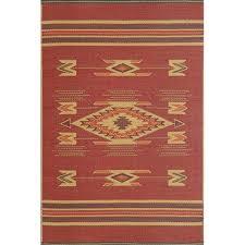 Navajo rug patterns Native American Mad Mats Navajo Indooroutdoor Floor Mat By 6feet Dark Nizhoni Ranch Gallery Navajo Rugs Amazoncom