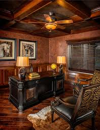 horse artwork home office rustic amazing ideas with horse artwork nailhead trim amazing rustic home office