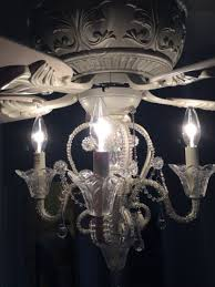 how to put a chandelier on a ceiling fan flush mount chandelier diy ceiling fan chandelier combo candelier ceiling fan dining room light with fan