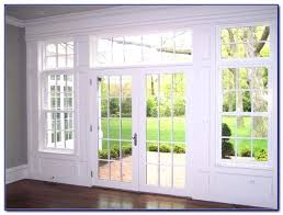 center hinged patio doors. Awesome Hinged Patio Doors Center With Sidelights R