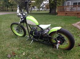 my kikker 5150 125cc custom painted bobber motorcycle i live for