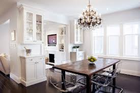 real rustic kitchen table long: modern rustic furniture with white kitchen