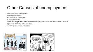 Discuss The Impact Of A Nation S Unemployment Rates Ppt Download