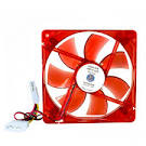 Вентилятор Cooling Baby 12025 4PS RED P - LED
