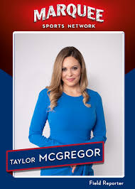 Taylor Mcgregor baseball card - Marquee Sports Network ...