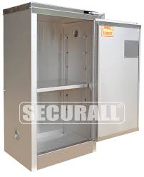 Fire Safe Cabinets Securallr Stainless Steel Storage Cabinets For Flammables And