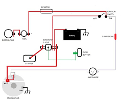 delco remy one wire alternator wiring diagram wiring diagram Delco Remy Alternator Wiring Schematic delco remy one wire alternator wiring diagram how do i convert a new delco delco remy alternator wiring diagram