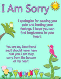 pin by ginger dreher on forgiveness sorry message for friend apologizing es asking for forgiveness es