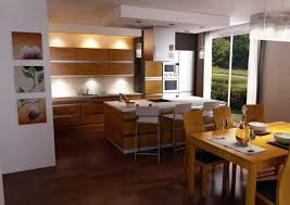 Kitchen And Living Room Flooring Small Open Kitchen Living Room Ideas Living Room Grey Wall Theme