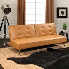 faux leather futon bed legend furniture sleeper sofa black mainstays memory foam pillowtop with cup holders